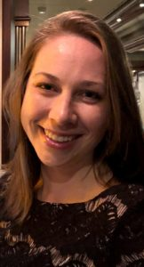 Jill Confer, Community Programs Council VP